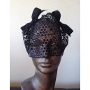 Guipure Lace Veil with Bows
